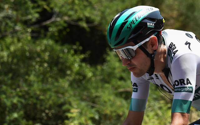 Emanuel Buchmann ist auch nach der Tour de France gut in Form