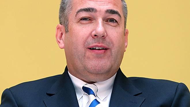 Jürgen Gerdes will die Stiftung noch mehr unterstützen