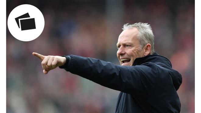Christian Streicht ist seit über sieben Jahren Trainer des SC Freiburg