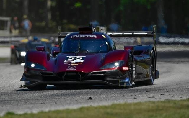 Mazda packt den Hattrick: Der RT24-P hat einen Lauf