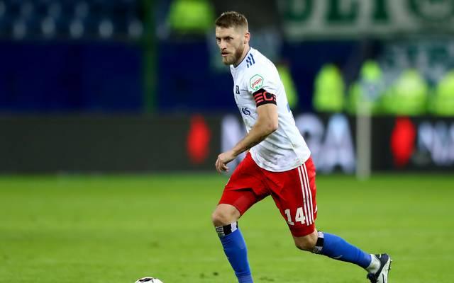 Aaron Hunt spielt seit 2015 beim Hamburger SV