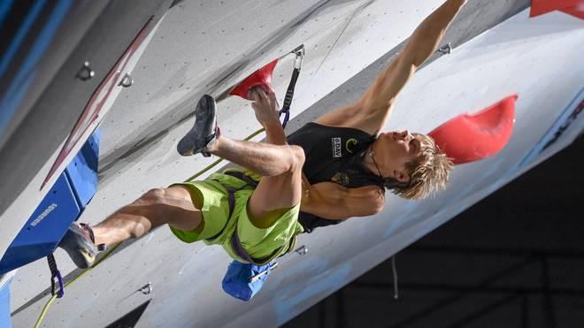 Alexander Megos kämpft sich in Japan bis auf den zweiten Rang