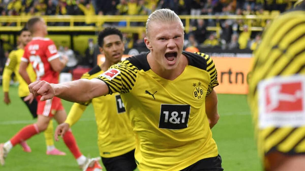 Warum Bayern vor Haaland zittern muss