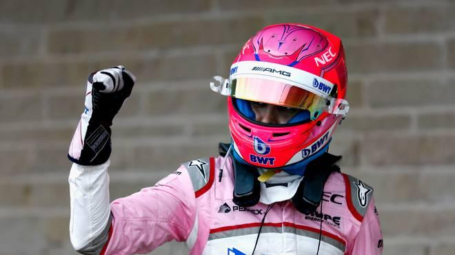 Esteban Ocon wird neuer Testfahrer bei Mercedes