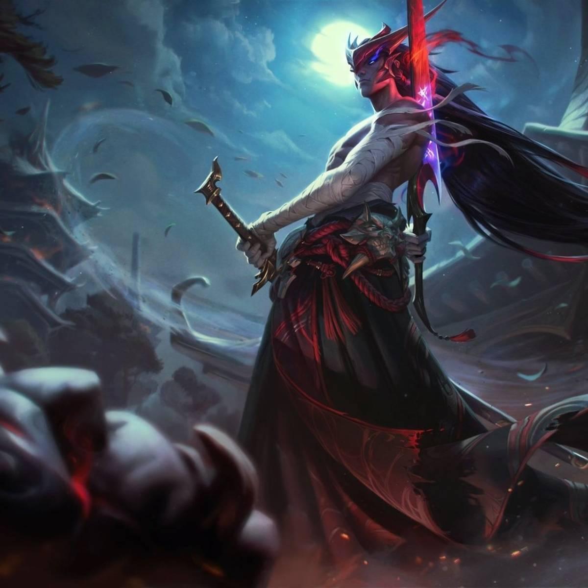 League of Legends Guide: Yone
