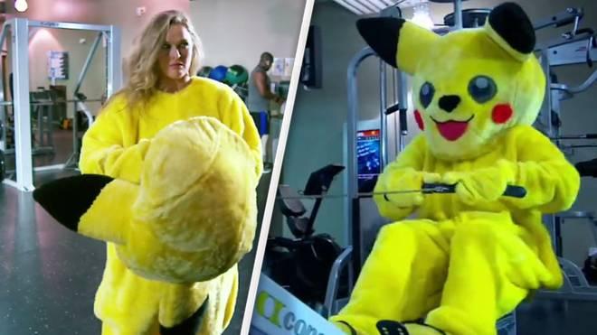 Ronda Rousey lebt ihre Pokemon-Liebe voll aus