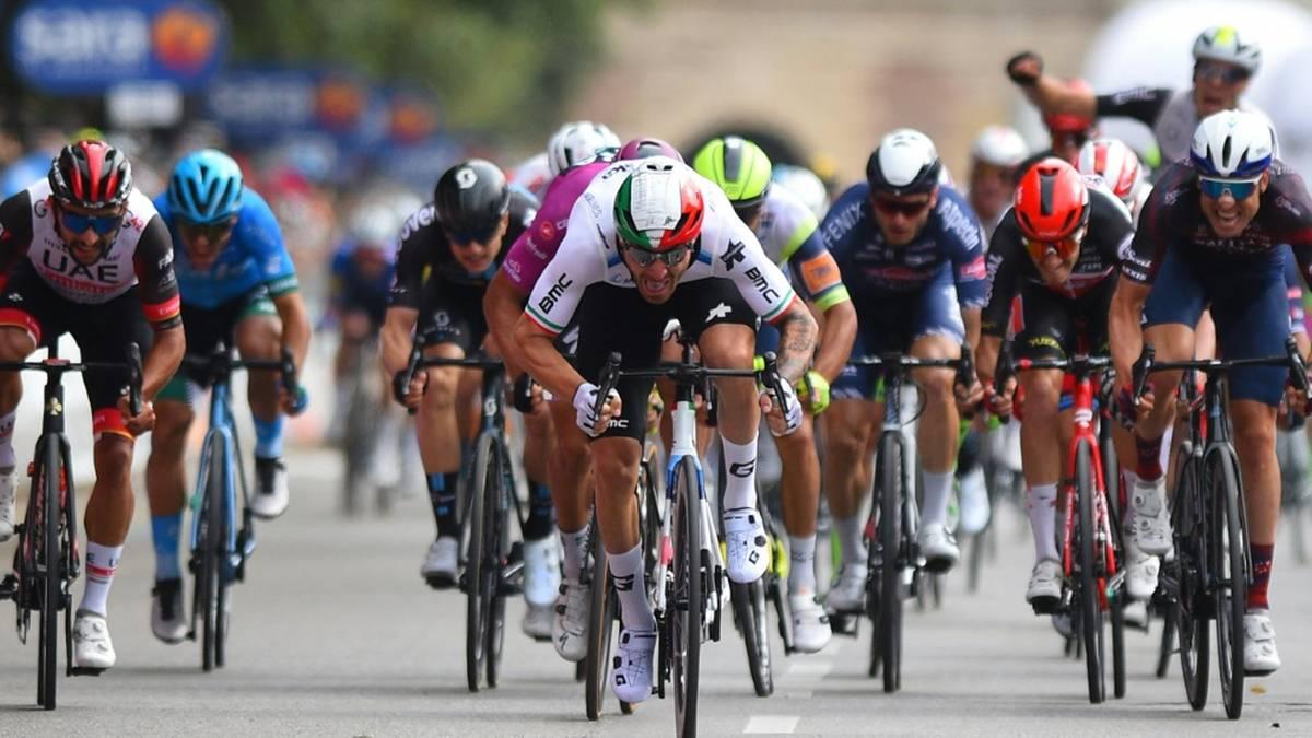 Giacomo Nizzolo steigt beim Giro aus