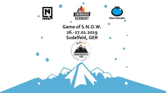 Snowboard Germany: Game of S.N.O.W. in Sudelfeld – Noch Startplätze frei!
