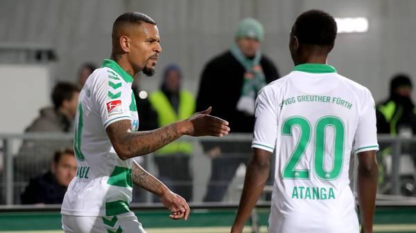 Die Torjäger der 2. Bundesliga