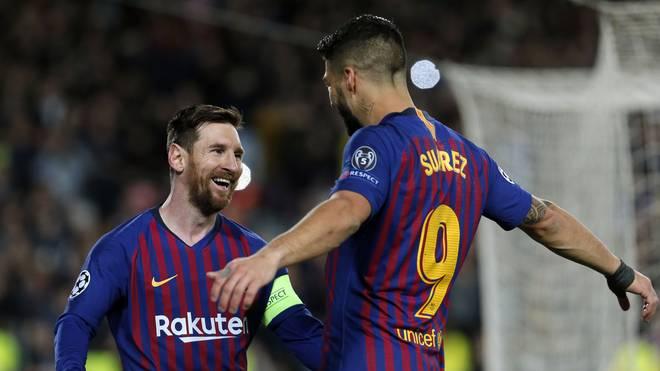 FC Barcelona, Olympique Lyon, Lionel Messi