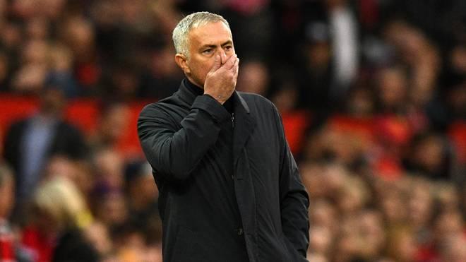 ManUnited-Trainer Jose Mourinho äußerte sich im TV abfällig