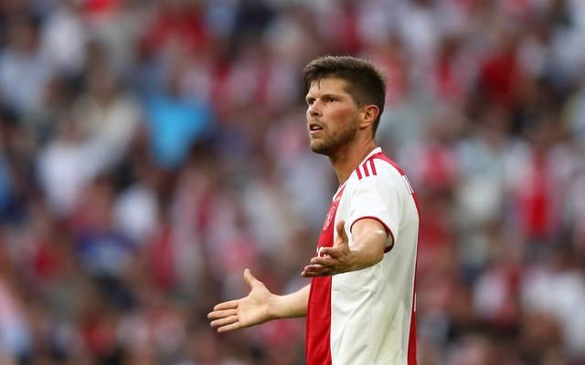 Klaas-Jan Huntelaar steht bis zum Ende der Saison bei Ajax Amsterdam unter Vertrag