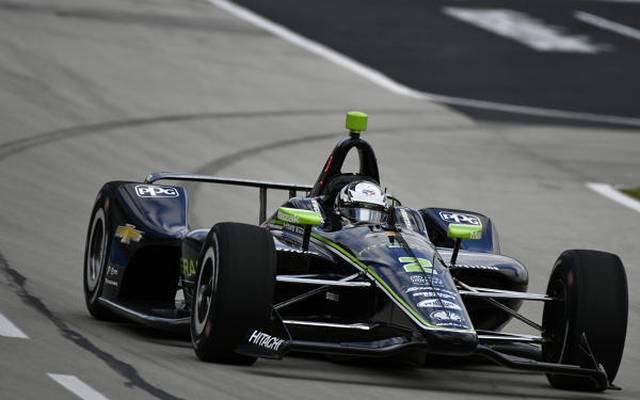 Penske-Pilot Josef Newgarden hat seinen dritten Saisonsieg 2019 eingefahren
