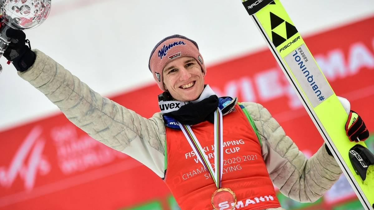 """Geiger ist """"Skisportler des Jahres 2021"""""""