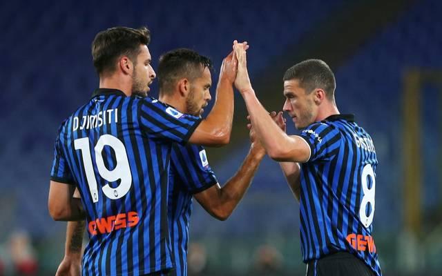 Atalanta Bergamo schlägt Lazio und trifft nun auf Neapel