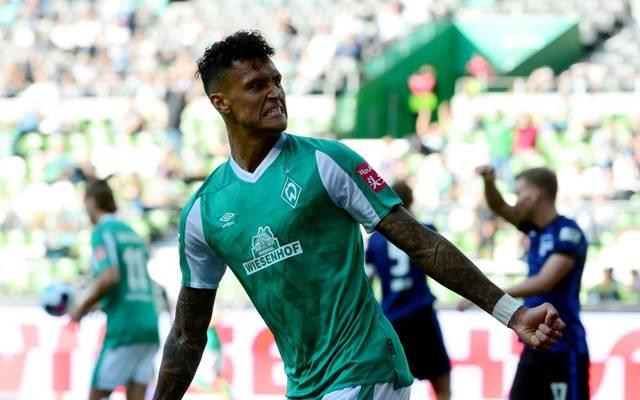 Davie Selke fehlt Werder Bremen gegen RB Leipzig