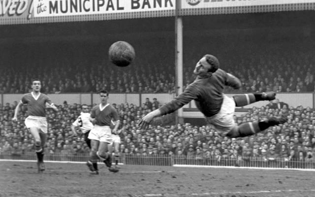 Harry Gregg bestritt als Torwart 210 Liga-Spiele für Manchester United