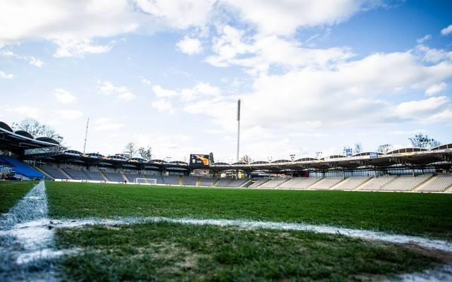 Aktuell steht das Linzer Stadion von Tabellenführer LASK leer