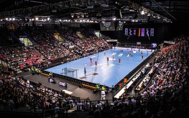 Das OLYMP Final4 wird seit 2018 in der Porsche-Arena in Stuttgart ausgetragen
