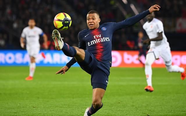 Kylian Mbappé gewann mit PSG die Ligue 1, verlor aber das Pokalfinale gegen Rennes