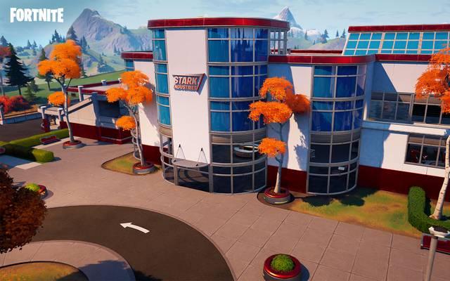 Mit Stark Industries gibt es ein völlig neues Areal auf der Map zu erkunden