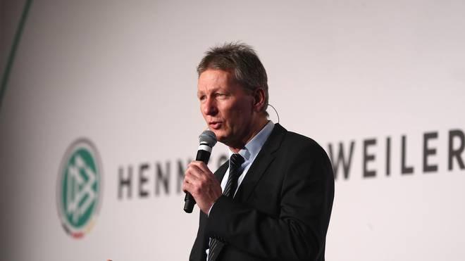 Frank Wormuth geht für einen Trainerjob in die Niederlande