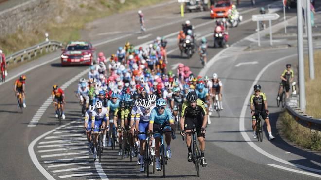 Bei der Vuelta kommt es vor der 11. Etappe zu Problemen