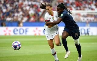 Fusball / Frauen-WM