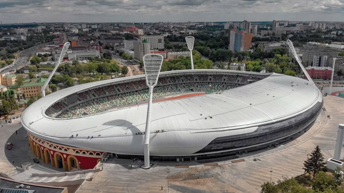 European Games 2019, Sportstätten, Minsk