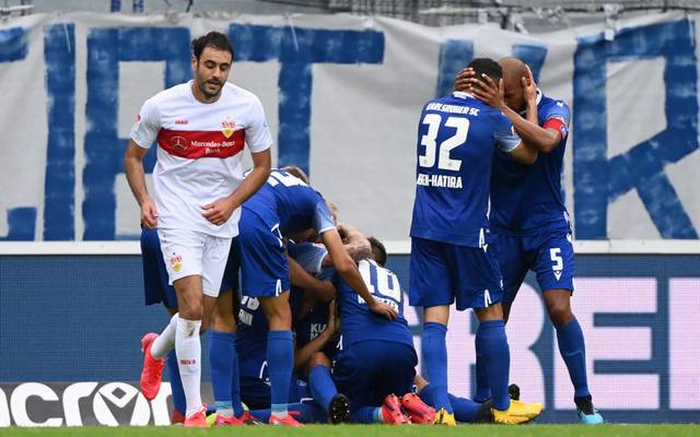 Der VfB Stuttgart patzte einmal mehr gegen ein Kellerkind