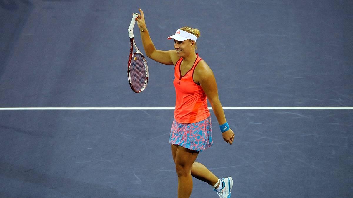 Angelique Kerber, Tennis, Karriere, Erfolge