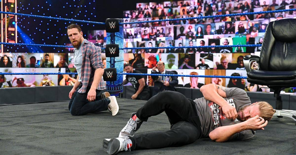 WWE SmackDown: Neuer Clou um Reigns, Edge und Daniel Bryan - SPORT1
