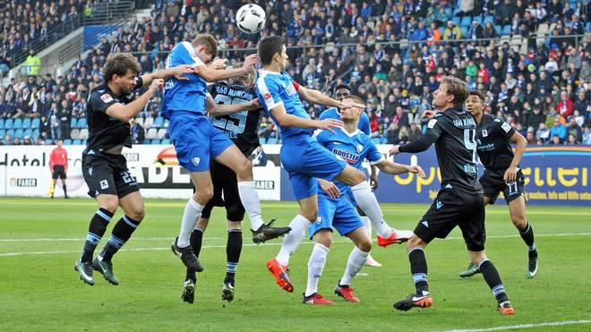 Der VfL Bochum hatte in einer engen Partie das bessere Ende für sich