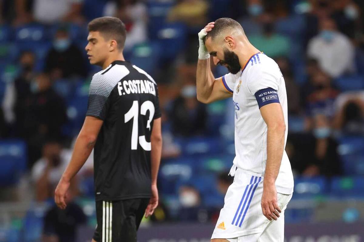 Real Madrid erlebt gegen Sheriff Tiraspol ein Fiasko. Liverpool dagegen lässt dagegen beim FC Porto die Muskeln spielen, Griezmann trifft nach seiner Atlético-Rückkehr erstmals und furios.