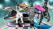 Die Schuh-Deals der NBA-Stars
