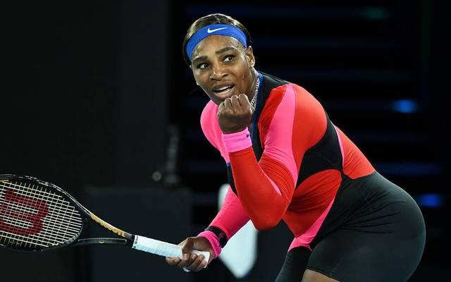 Serena Williams steht im Halbfinale der Australian Open