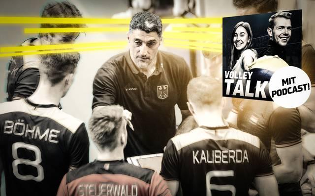 Wie geht es weiter mit DVV-Trainer Andrea Giani?
