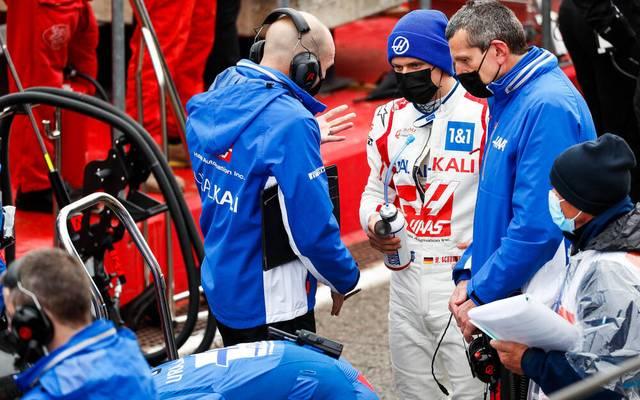Mick Schumachers Team Haas trauert um einen Teamkollegen