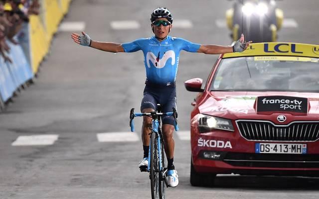 Nairo Quintana schließt sich dem französischen Team Arkea-Samsic von Andre Greipel an