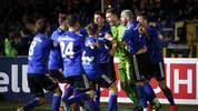 Der 1. FC Saarbrücken steht als erster Viertligist in der Geschichte des DFB-Pokals im Halbfinale