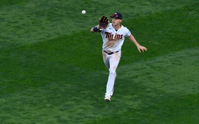 Max Kepler ist mit den Minnesota Twins ausgeschieden