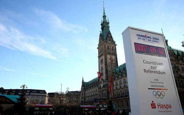 Hamburg Decides On Application For Olympic Games 2024