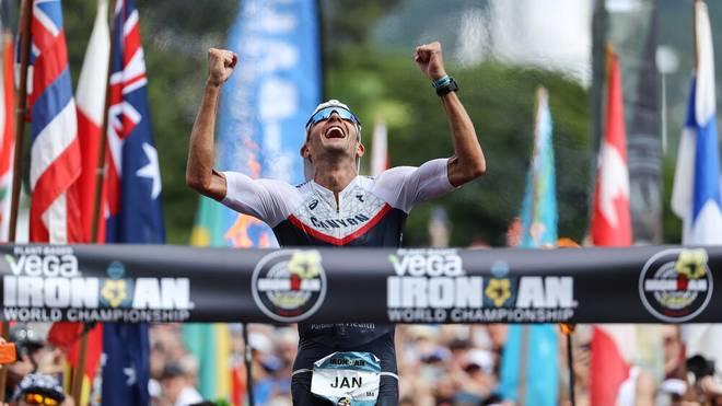 Jan Frodeno gewinnt 2019 den Ironman auf Hawaii