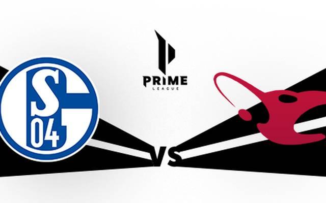 Das große Finale der Prime League - Schalke 04 Evolution gegen mousesports