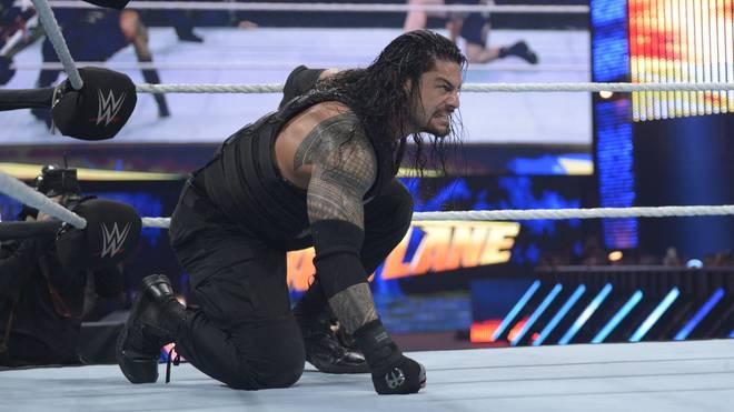 Roman Reigns steht im Hauptkampf von WrestleMania - zum Ärger vieler WWE-Fans