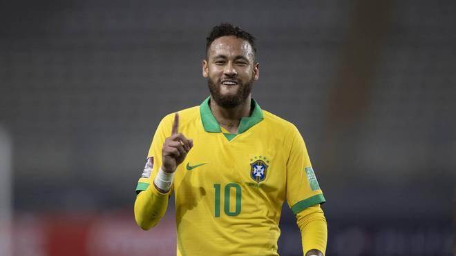 Neymar hat bereits 64 Treffer für die Selecao erzielt.