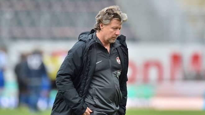 Jeff Saibene hakt den Aufstieg mit Kaiserslautern ab