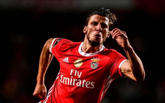 Ruben Dias wechselt von Benfica Lissabon zu Manchester City und Pep Guardiola