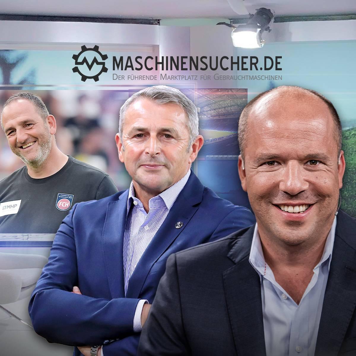 JETZT im TV & Stream: Der Maschinensucher Doppelpass 2. Bundesliga