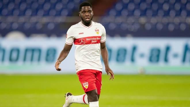 Orel Mangala fehlt dem VfB weiterhin
